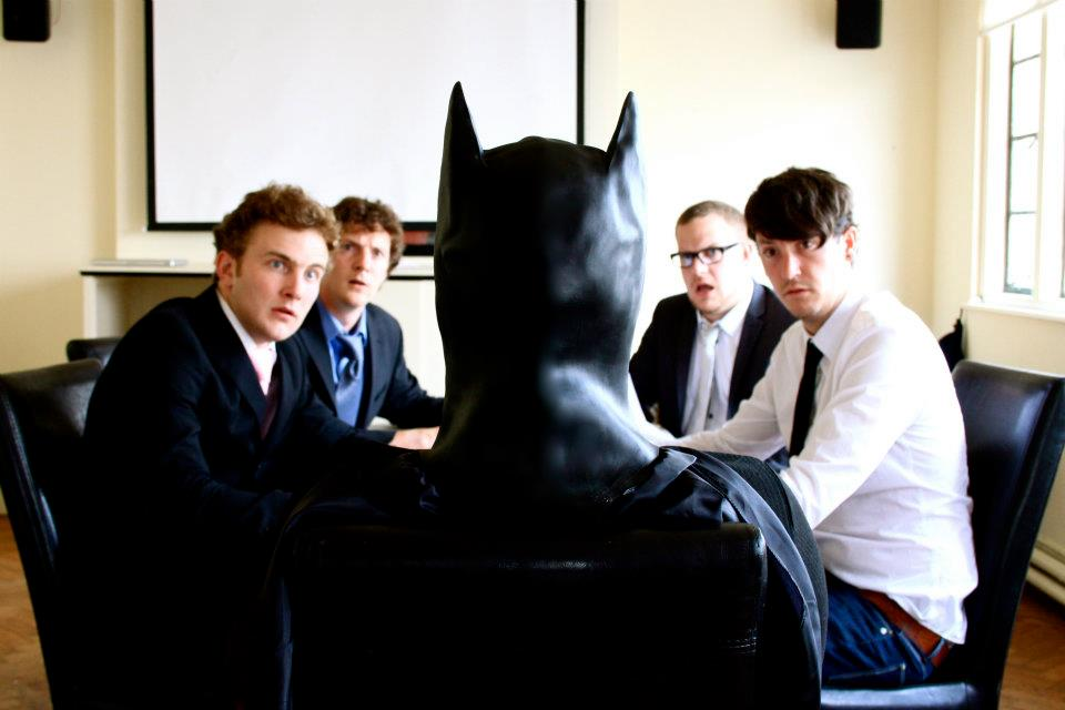 Batman - Chairman of the Board